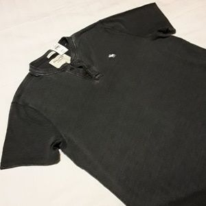 NWT Men's Abercrombie & Fitch Polo Tee Sz XXL